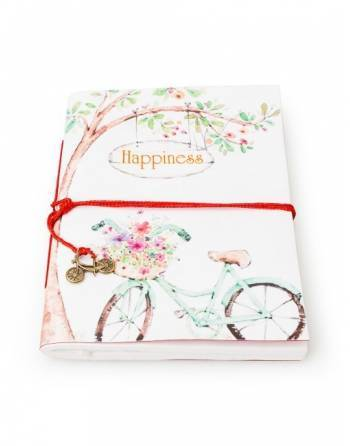 Libreta bicicleta Happiness (IN) IM