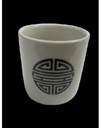 Taza cerámica blanca (VIE) IM