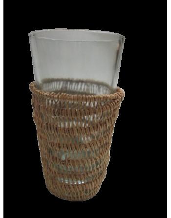 Vaso recicl con fib-nat (BAN) ID