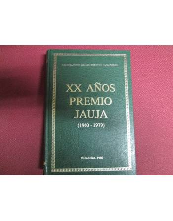 XX AÑOS PREMIO JAUJA (1960-1979)