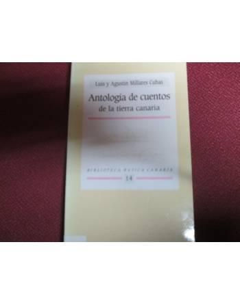 ANTOLOGÍA DE CUENTOS DE LA TIERRA CANARIA