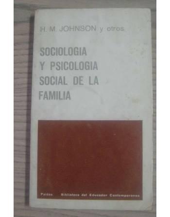 SOCIOLOGÍA Y PSICOLOGÍA SOCIAL DE LA FAMILIA