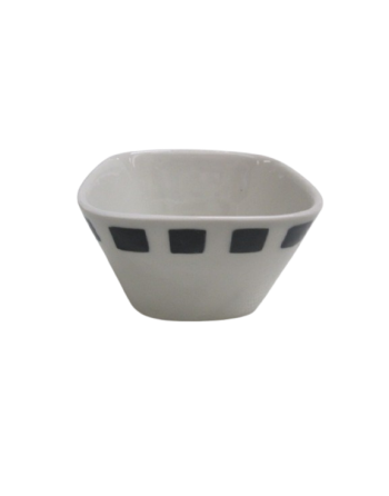 Bowl cerámica blanca (VIE) IM