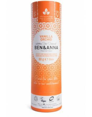 Desodorante Vainila Orchid BIO