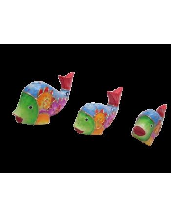 Juego tres peces colores NA