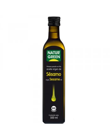 Aceite de sésamo 500 ml Naturgreen