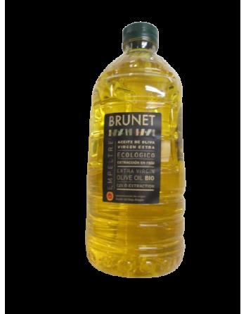 Aceite oliva 2l. empeltre Brunet