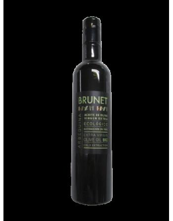 Aceite oliva 50 cl. Arbequina Brunet