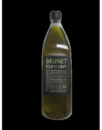 Aceite Oliva 1l . Arbequina BRUNET