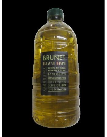 Aceite oliva 2l. Arbequina BRUNET