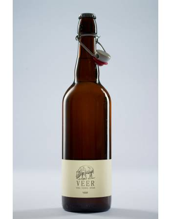 Cervezas artesanas 75 cl. Veer