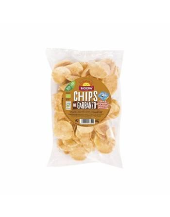 Chips Garbanzo Biográ