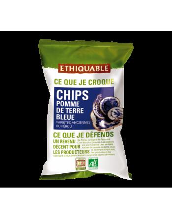 Patatas fritas azules Ethiquable