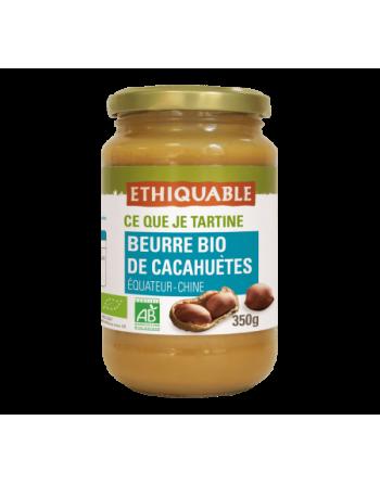 Crema cacahuete Ethiquable