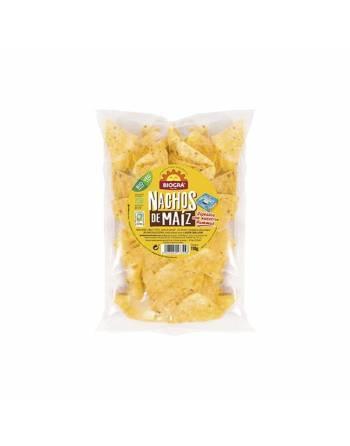 Nachos de maíz Biográ