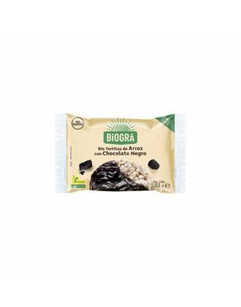Tortitas choco monodosis Biogra