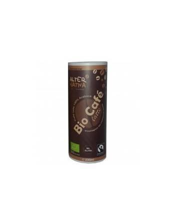 Bio café latte A3