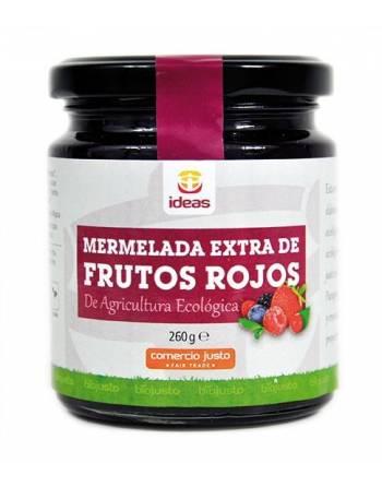 Mermelada Bio Frutos Rojos ID
