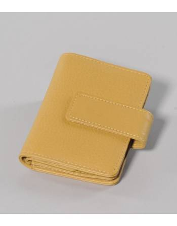Cartera cuero solpa 10x7,5 cm. (IN) ID