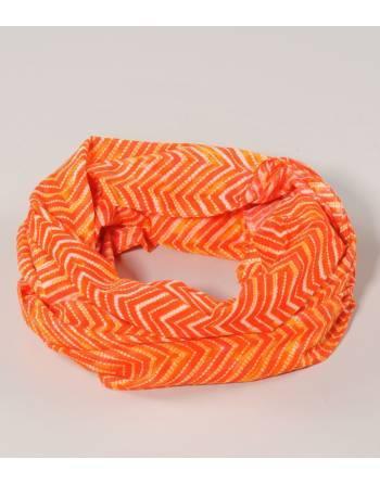 Cuello naranja algodón 100% (IN) ID
