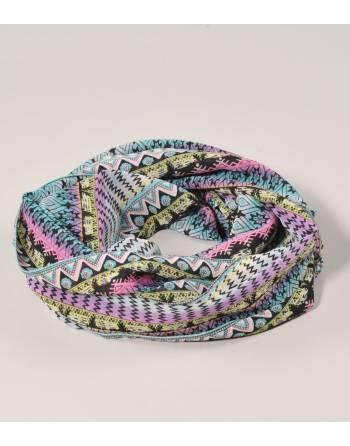 Cuello multicolor algodón 100% (IN) ID