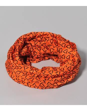 Pañuelo estampado 100% seda (IN) ID