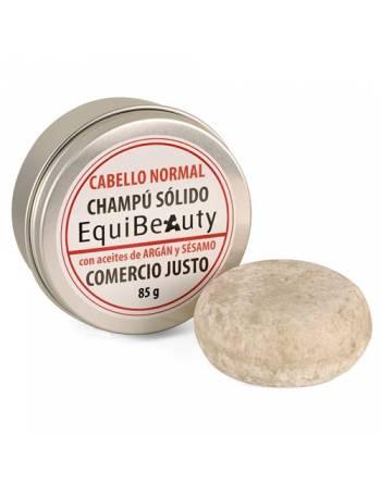 Champú sólido con jabonera Equimercado