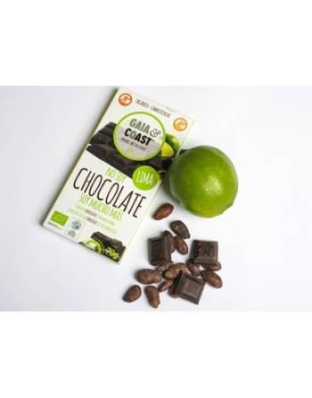 Chocolate Gaia&Coast lima