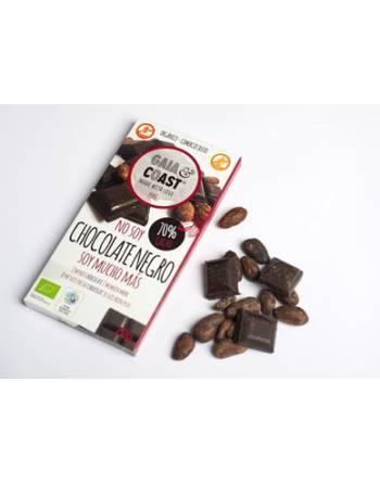 Chocolate Gaia&Coast 70%