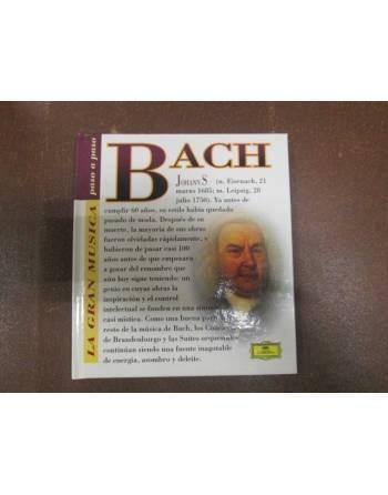 BACH, JOHANN S., LIBRO Y DVD