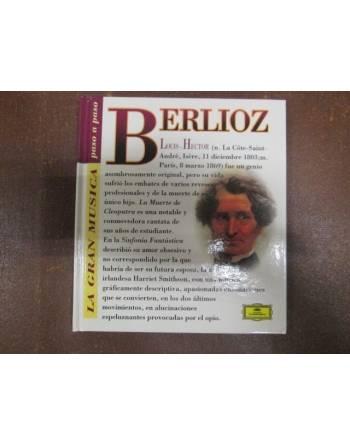 BERLIOZ, LOUIS-HÉCTOR, LIBRO Y DVD