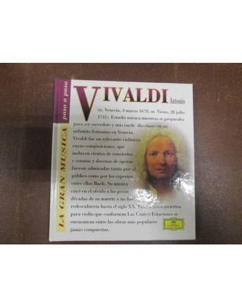 VIVALDI, ANTONIO, LIBRO Y DVD