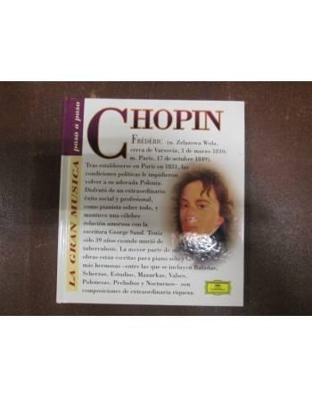 CHOPIN, FRÉDÉRIC, LIBRO Y DVD