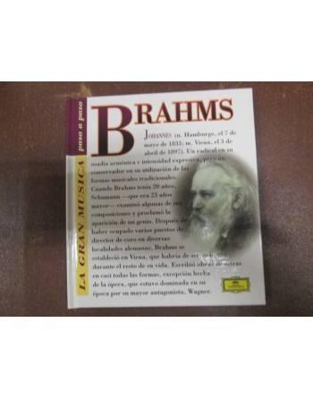 BRAHMS, JOHANNES, LIBRO Y DVD