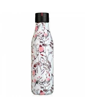 Botella acero inoxidable Trendy floral 500 ml.