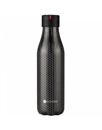 Botella acero inoxidable Texturas 500 ml.