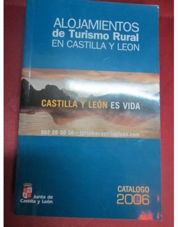 ALOJAMIENTOS DE TURISMO RURAL EN CASTILLA Y LEON