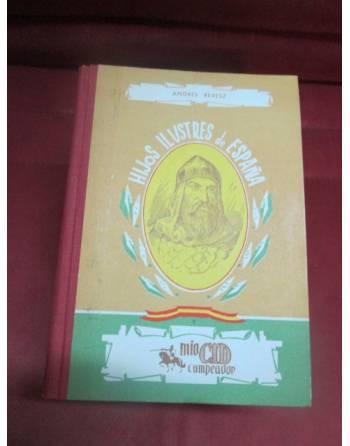HIJOS ILUSTRES DE ESPAÑA (COLECCIÓN 30 LIBROS)