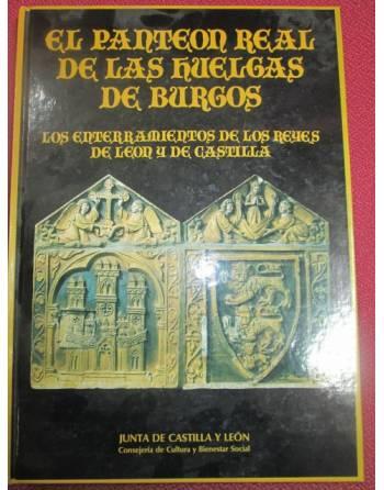 EL PANTEON RELA DE LAS HUELGAS DE BURGOS