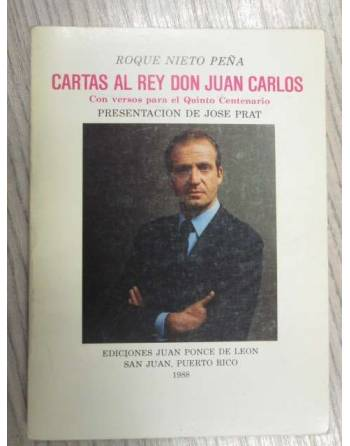 CARTAS AL REY DON JUAN...