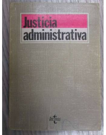 JUSTICIA ADMINISTRATIVA..