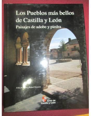 LOS PUEBLOS MÁS BELLOS DE CASTILLA Y LEÓN. Paisaje de adobe y piedra.