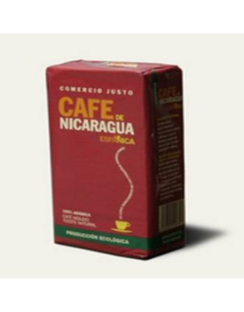 Café ecologico molido natural 250 gr. ESPANICA