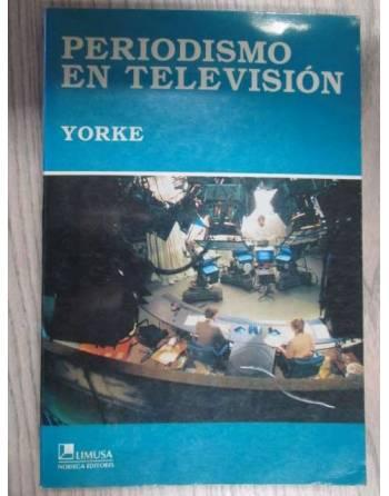 PERIODISMO EN TELEVISIÓN.