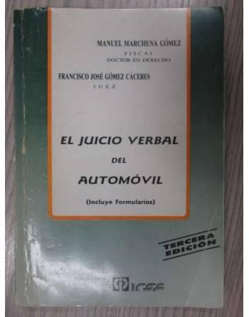 EL JUICIO VERBAL DEL AUTOMÓVIL