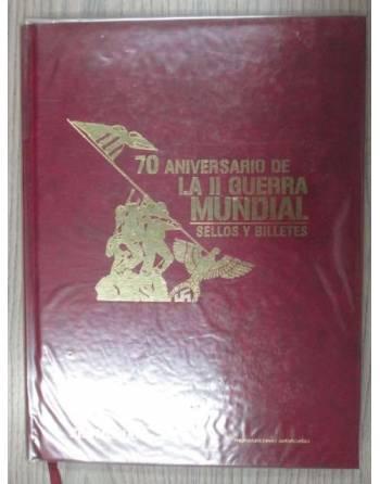 70 ANIVERSARIO DE LA II GUERRA MUNDIAL SELLOS Y BILLETES