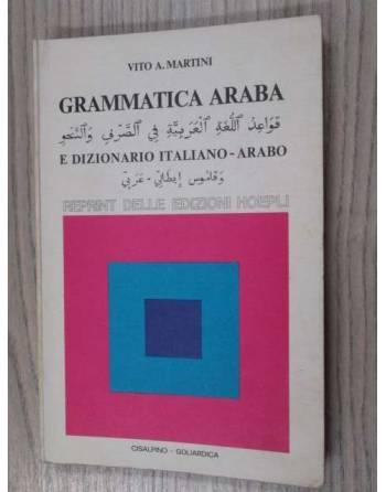 GRAMMATICA ARABA. E dizionario italiano-arabo