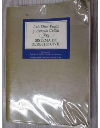 SISTEMA DE DERECHO CIVIL. VOLUMEN IV. DERECHO DE FAMILIA. DERECHO...