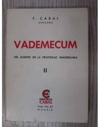 VADEMECUM DEL AGENTE DE LA PROPIETAD INMOBILIARIA II