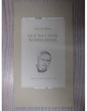 QUE NO CANTE MAMMA ROSIE )